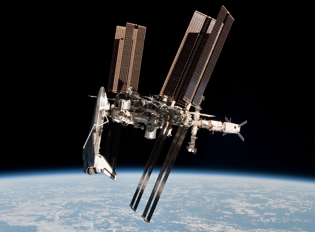 us space station - 960×724