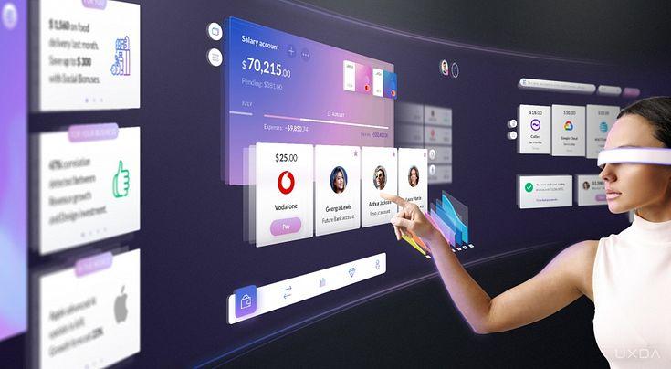 virtuālās tirdzniecības lietotnes